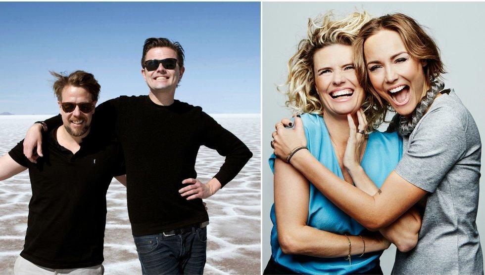 Breakit - Kanal 5 och TV4 tar upp kampen mot Netflix med nya strömtjänster