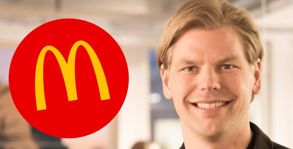 Startade i kassan på McDonalds – nu investeras 100 miljoner i Quinyx