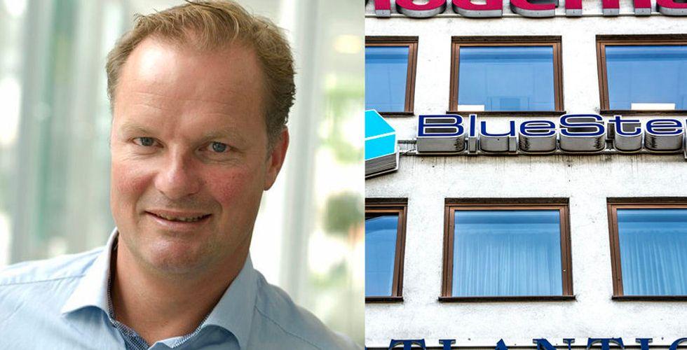 Bluestep banks vd Öyvind Thomassen avgår