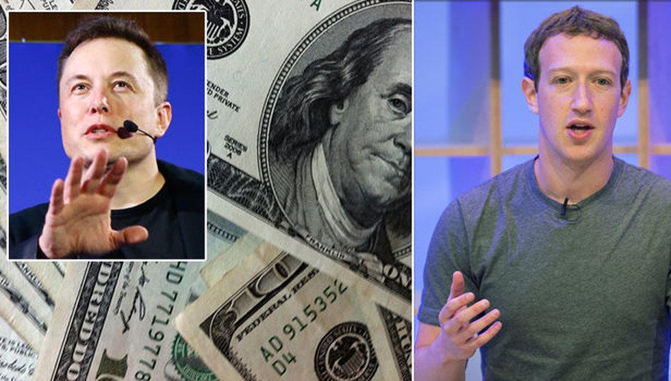 Här är techjättarna som ger dig bäst betalt som nyutexaminerad