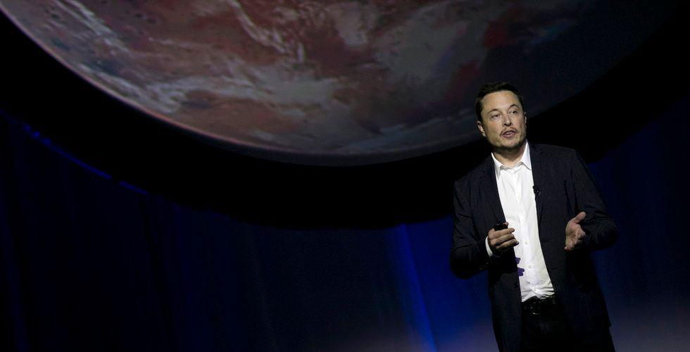 SpaceX avbryter den andra uppskjutningen på två dagar