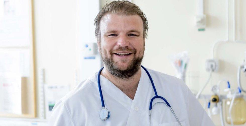 Värdet rusar i Min Doktor – nu avslöjas nya värderingen