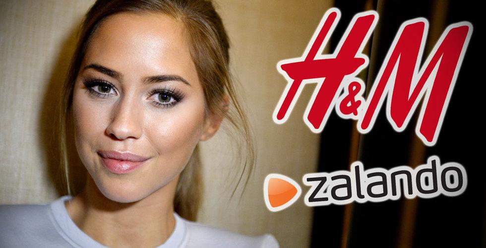 H&M och Zalando lämnar Kenzas modestartup Ivyrevel