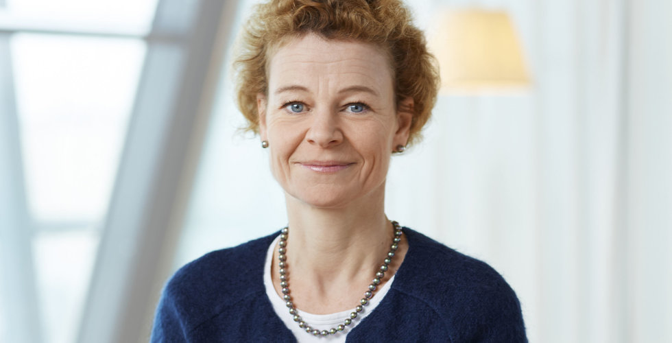 Breakit - Annemarie Gardshol blir ny chef för Postnord Sverige