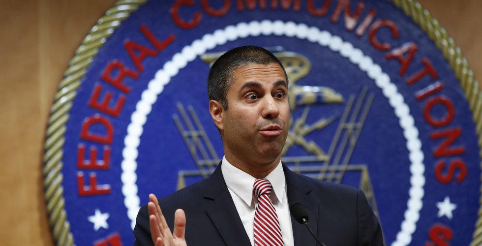 Över 20 delstater i USA lämnar in stämning för att stoppa ändringen av nätneutraliteten