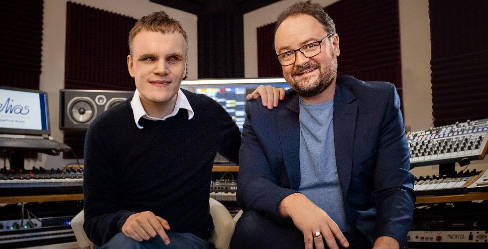 Andreas Kleerup backar Elias – musikstartupen som ska förbättra världens tv-spel