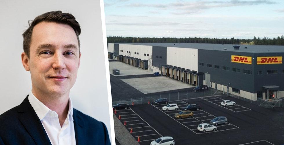 """Amazon slutförhandlar med svenska företag: """"Varorna måste vara på plats i juni"""""""