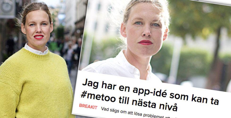 """Breakit - Anna Gullstrands krönika väckte känslor: """"En oerhörd kraft i den kollektiva intelligensen"""""""