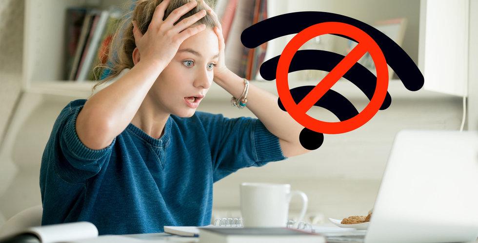 Breakit - Nytt hack hotar ditt wifi – lösenord hjälper inte längre