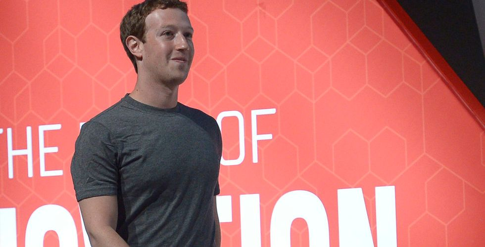 Så här gör du för att ställa dina frågor till Facebook-grundaren
