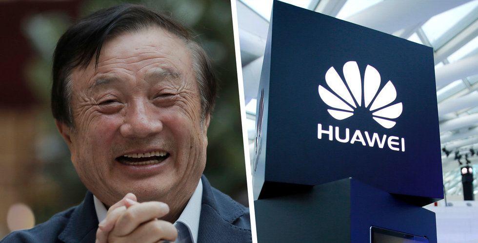 Huawei trotsade Trump – höjde intäkterna trots svartlistningen