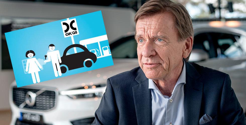 Breakit - Volvo Cars köper konkursboet efter storsatsningen Garantibil