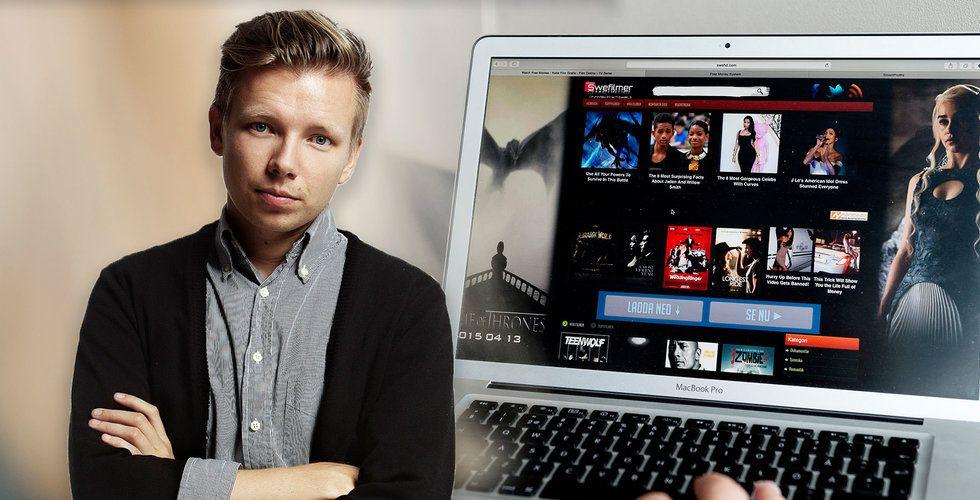 Emanuel Karlsten: Miljontals svenskar riskerar lagbrott – nu påbörjas ett nytt piratkrig