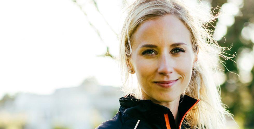Louise Fritjofsson vände livskrisen - nu tar hon revansch med Vint
