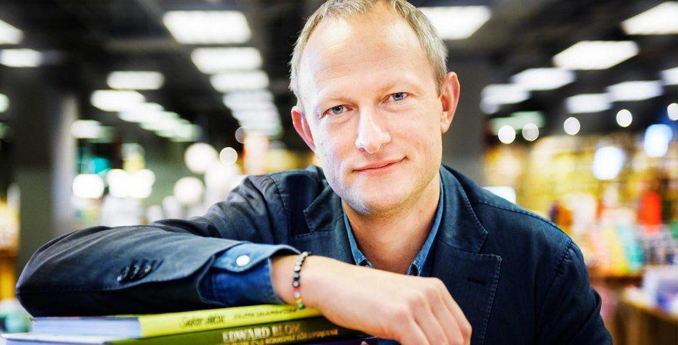 Fick lämna Adlibris – här är Johan Klebergs nya satsning