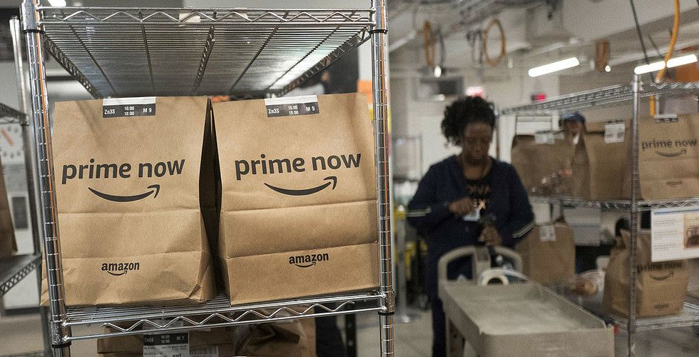 Amazon-strejk planeras i Spanien