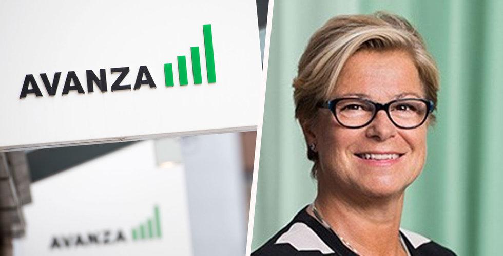 Avanzas finanschef lämnar sommaren 2021