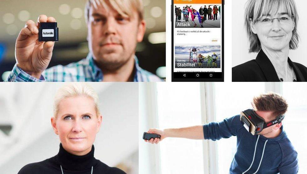 Hela listan: Här är Sverige 33 mest lovande techbolag just nu