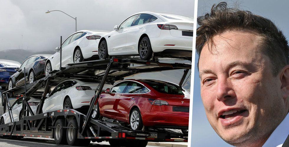 Ny rapport: Kan vara billigare att äga elbil än bensinbil
