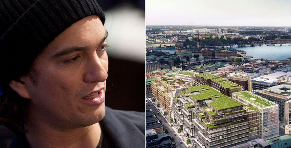 Krisande Wework kapar utgifter och personal – locket på om Stockholm
