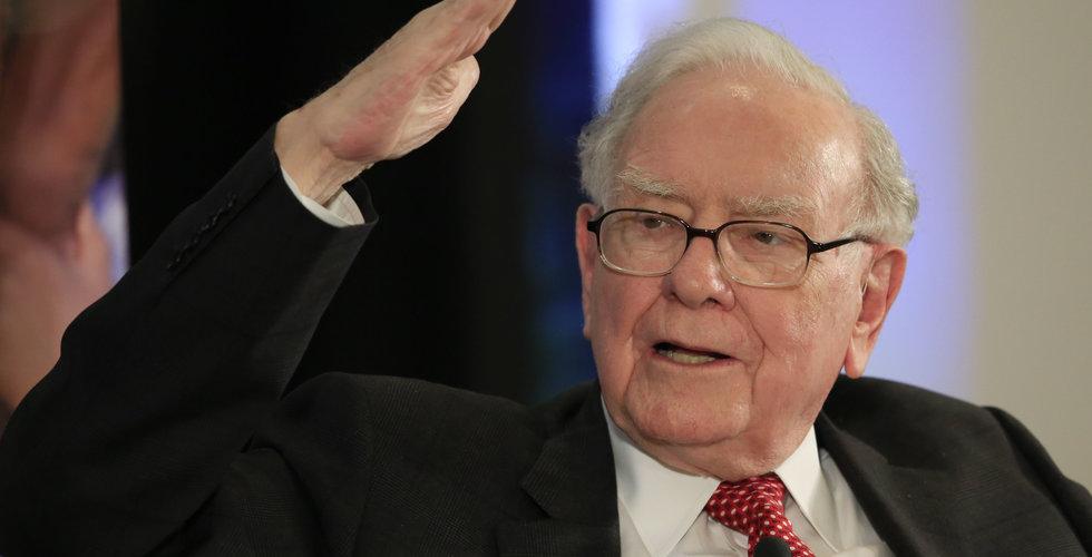 Warren Buffet fortsätter investera i Apple