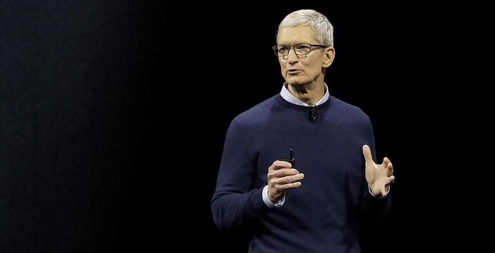 Breakit - Stark rapport av Apple i natt
