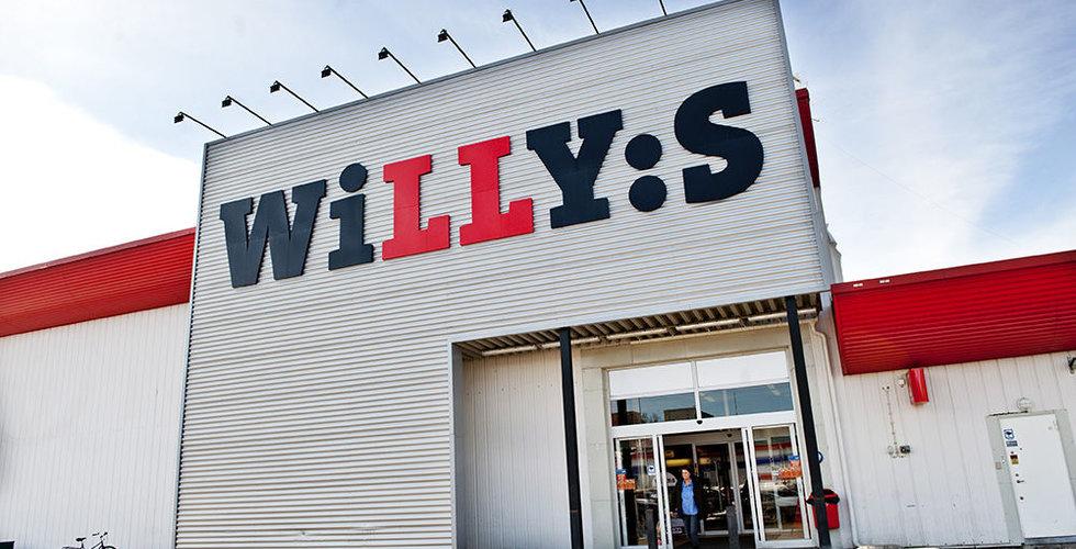 Willys trötta på papperskvitton – satsar på digitala