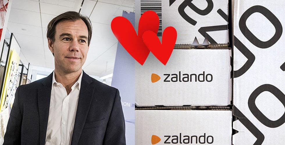 """Zalando om H&M-samarbetet: """"En av våra viktigaste partners"""""""