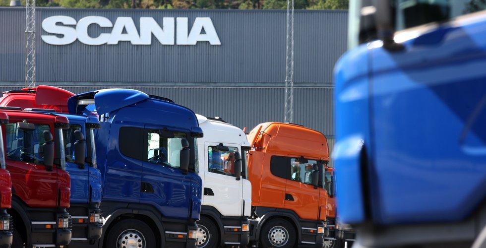Breakit - Scania lanserar riskkapitalfond – ska investera i startups