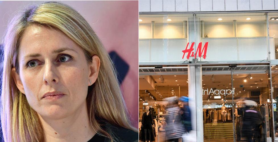 H&M vänder till vinst