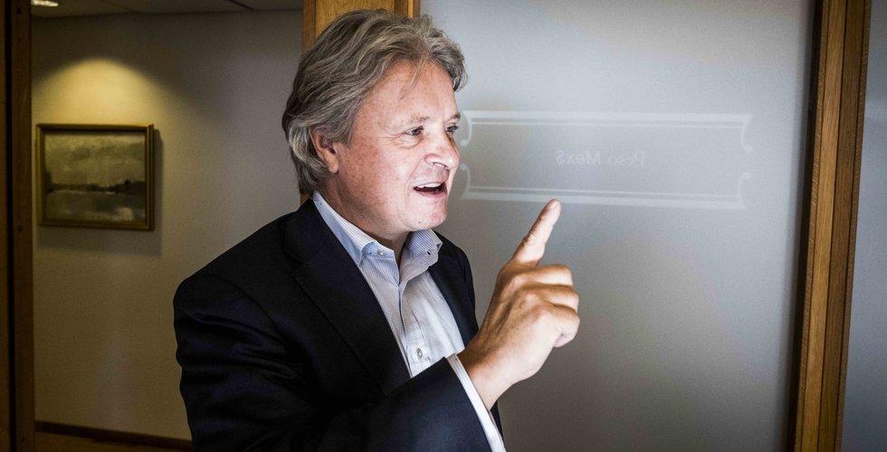 Han förbjuder bitcoin – anställda på Nordea får inte handla