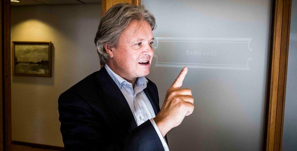 Breakit - Han förbjuder bitcoin – anställda på Nordea får inte handla
