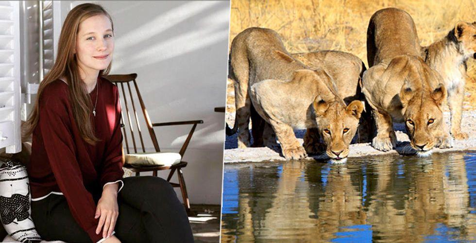 Satsade på safari med hövding – nu landar hon deal med uthyrningsjätten