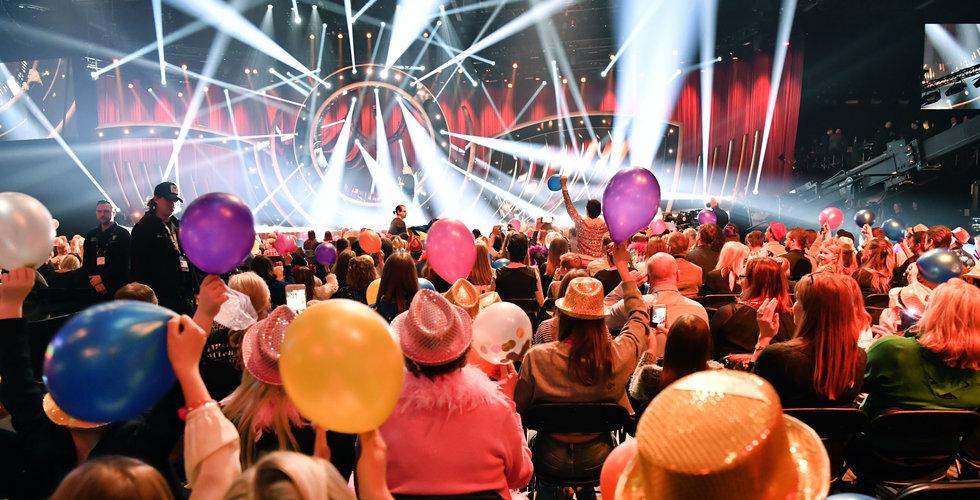 Så mycket betalar kommunerna och skattebetalarna för Melodifestivalen