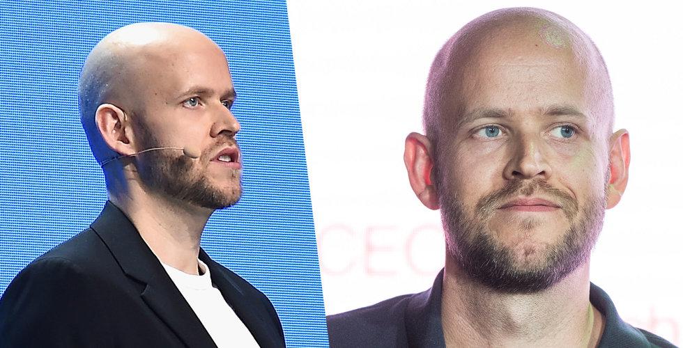 Spotify faller i förhandeln – storbank skeptisk till poddsatsningen