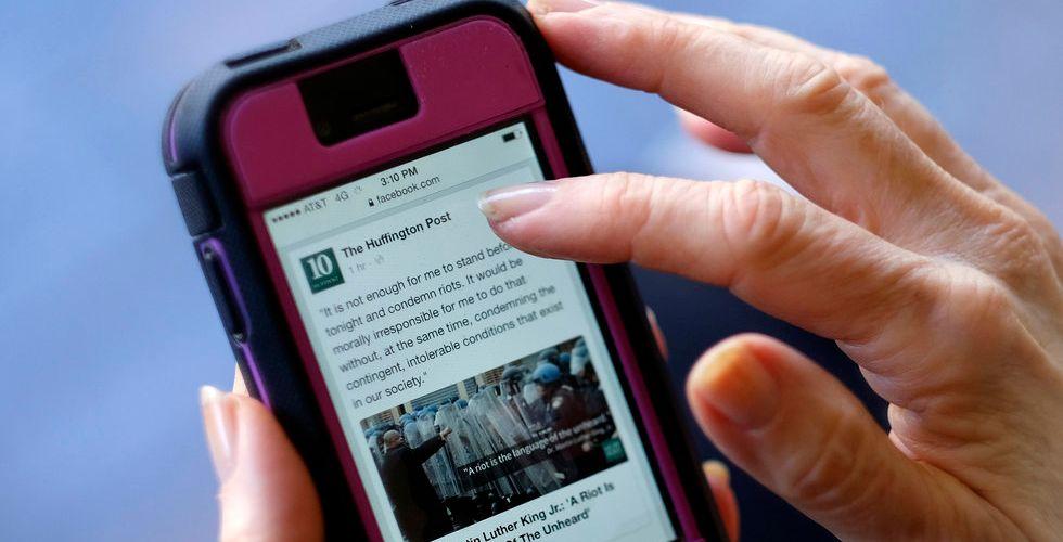 Fler söker på mobilen än via datorn