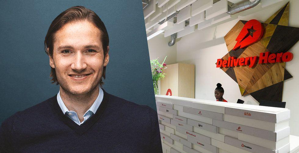 Breakit - Rocket Internet miljardsäljer i Niklas Östbergs matjätte Delivery Hero