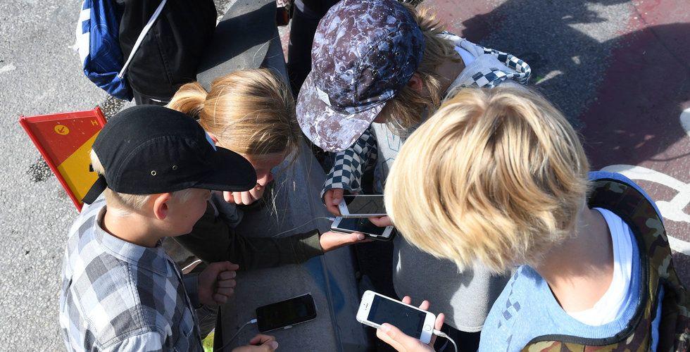 Breakit - Apple har verktyg på gång för översyn av ungas mobilanvändning