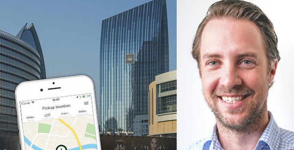 Magnus Olssons taxiapptjänst Careem tar in 1,8 miljarder