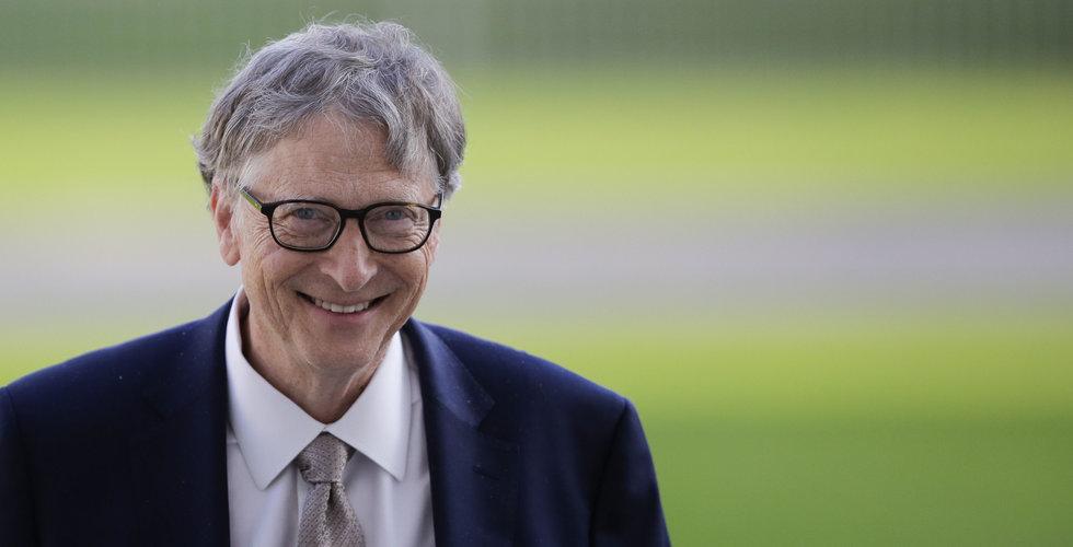 Bill Gates om investeringen som förvandlade 90 miljarder till biljoner