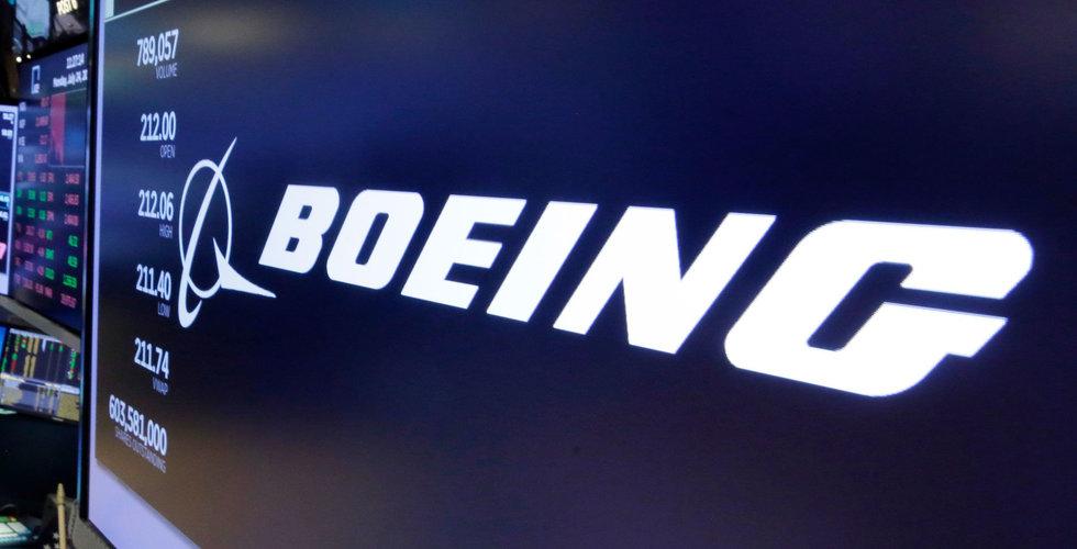 Boeing investerar i batteristartupen Cuberg