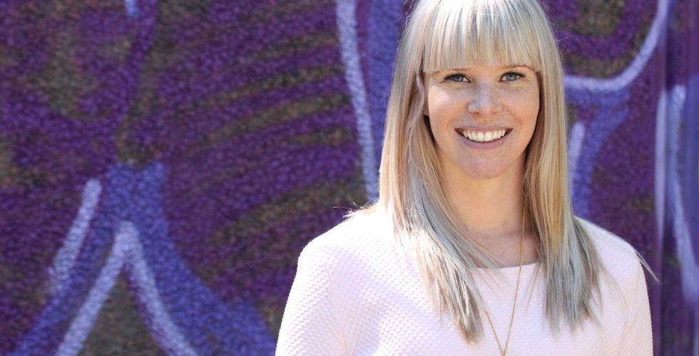 Destly-grundaren Louise Brudö ska lära Chalmers entreprenörer att bygga bolag