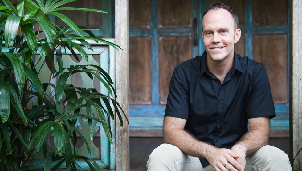 Breakit - Meet Steve Munroe – the man who founded a co-working space in Bali