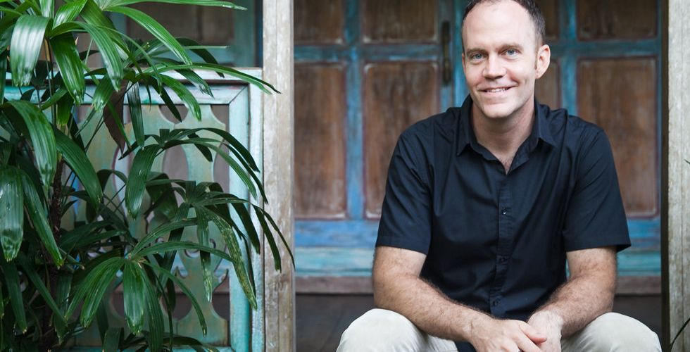 Meet Steve Munroe – the man who founded a co-working space in Bali