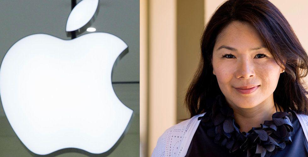 Breakit - Hon ska ratta Apple i världens största land