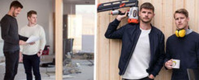 """De omsätter 100 miljoner kronor på """"Sims för byggbranschen"""" – backas av tungviktare"""