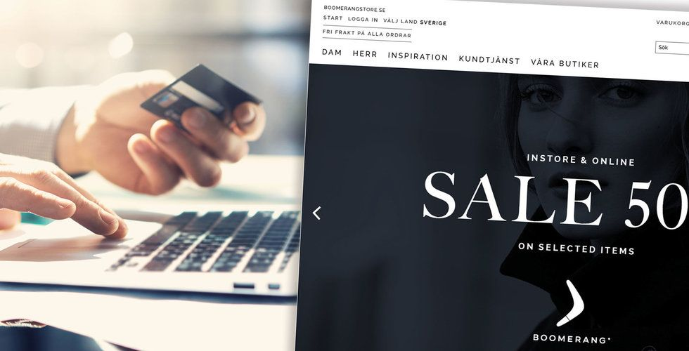 Breakit - Boomerang i konkurs – fick inte fart på näthandeln