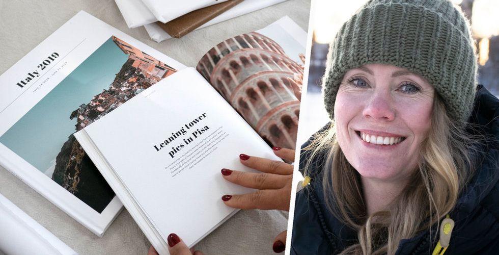 Once Upon förvandlar dina mobilbilder till fotoböcker – Verdane blir ny storägare