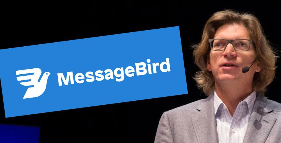 Niklas Zennströms Atomico investerar i Messagebird