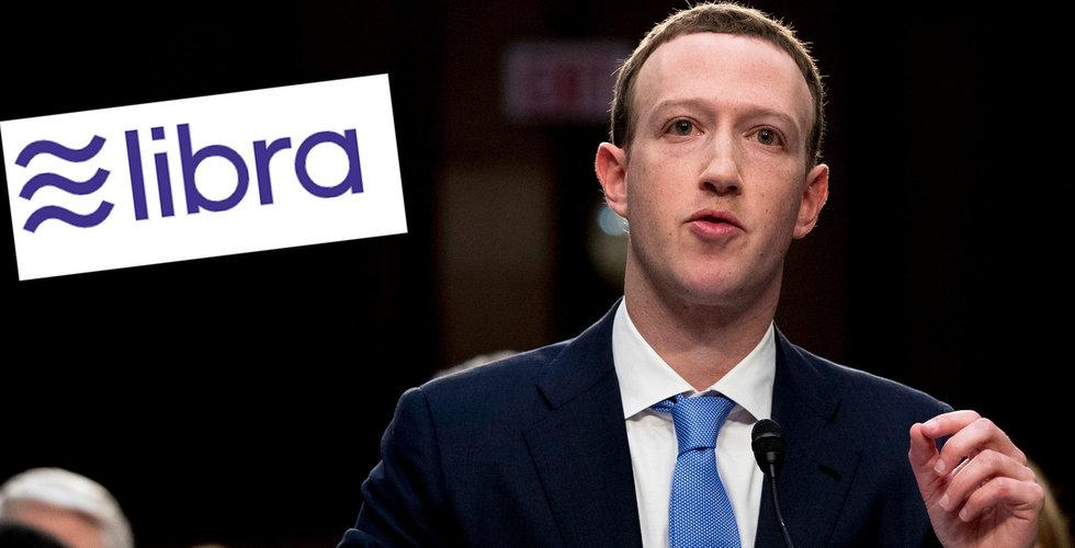 Centralbanker varnar för kryptovalutor från teknikföretag som Facebook